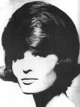 Жаклин Кеннеди 1959 год. Работа Жака Дессанжа.